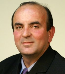 PASCONI Tiberiu - primarul comunei totești