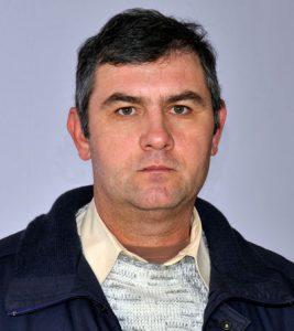 Chirilă Iulian - paznic