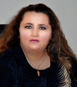 Diaconu Corina Flavia - Consilier superior