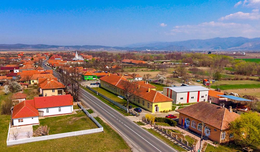 Localitatea Totești